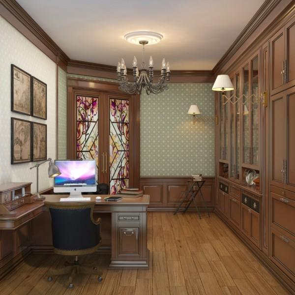 Идеи для кабинета в квартире фото внутри