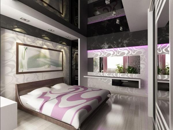Как сделать интерьер помещения в стиле модерн